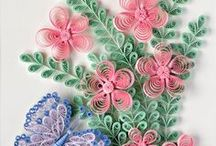 Quilling / by Toni