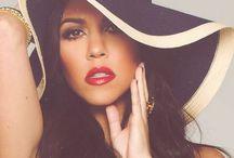 Kourtney Kardashian  / by Morgana