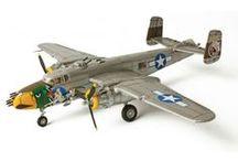 Modely - Lietadlá Vojenské