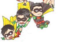 DC COMICS / by Batgirl
