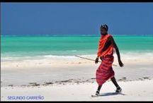 TROTAMUNDOS POR TANZANIA / Fotos del Trotamundos Segundo Carreño