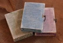 minibooks / by Theresa Dieck