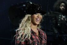 Beyonce / Get inspired by one of the worlds biggest female stars / by Contactmusic.com