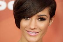Frankie Bridge / Take inspiration from Frankie's style and hair here! / by Contactmusic.com
