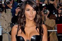 Kim Kardashian / by Contactmusic.com