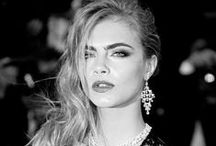 Cara Delevingne / Fashion inspiration from British model Cara Delevigne / by Contactmusic.com