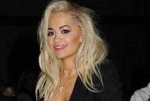 Rita Ora / The British pop star certainly has a distinctive style / by Contactmusic.com