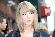 Taylor Swift / Be inspired by the talented and fashionable Taylor Swift / by Contactmusic.com