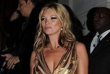 Kate Moss / One of the biggest contributors to fashion over the last 25 years / by Contactmusic.com