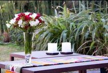 Arreglos para tu casa / Algunas ideas para armar lindos floreros en tu casa