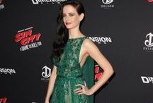 Green Style / Looking for a green outfit or dress? get inspired here! / by Contactmusic.com