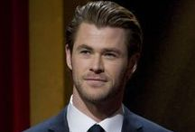Chris Hemsworth / AKA Thor / Sexiest man alive 2014 / by Contactmusic.com