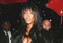 Naomi Campbell / One of the worlds top models Naomi Campbell / by Contactmusic.com