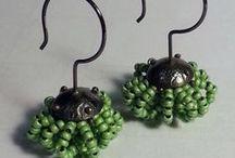 Small Joys Studio Funky Earrings