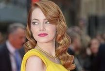 Emma Stone / The ever stylish, beautiful, red head Emma Stone / by Contactmusic.com