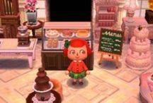 Animal Crossing / QR Codes