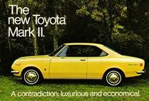 automotive ads / all things automotive / by Mike