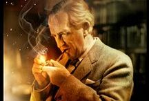 Tolkien / Not all those who wonder are lost
