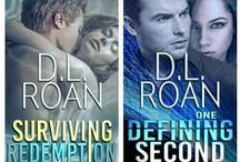 Survivors' Justice Series by D.L. Roan / Survivors' Justice is a fast-paced, heart-pounding romantic thriller series about survival. These stories take you deep into the underworld of human trafficking and the monsters that live there are very real.