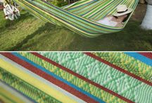 Hammocks / Hängematte / Handmade Hammocks from Colombia which you can find in our shop www.lallax.de