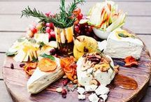 Cheese Boards / The ultimate cheesy delight! Find the perfect inspiration for your next cheese board, don't forget a slice of Westminster Cheddar too! #cheeseboard