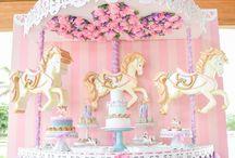 Carousel & Horses Party ideas