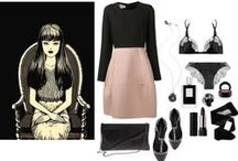 Dream Theatre: Wardrobe & Attire / Note: these sets are from polyvore and have all been created and curated by me. / by mlle ghoul