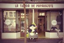 La Tienda de Paparajote / by Paparajote factory