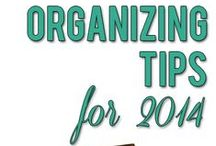 Organize it! / by Aleah Gentry