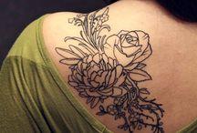 Innnkkk / Tattoos  / by Hannah Bredeman