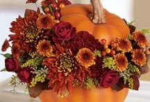 THANKSGIVING/FALL TREATS, DECOR ETC / by Linda Goldsmith