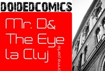 mr.D & The Eye la Cluj