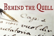 Behind the Quill / Author Interviews on my blog, www.jenniferloliver.com