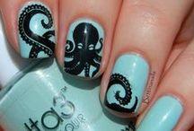 Nails / Pedicure ideas, cute nail designs