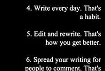 Writerly Things / Words, pictures, articles, ideas related to the craft of writing