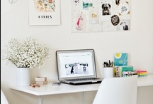 HOME | office / everything for the gorgeous office/study