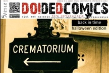 Doidedcomics Vol 5 - 2012 - Back in Time Halloween Edition