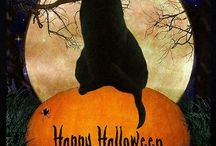 Halloween / Decorations for my favorite season / by Janice M. Brown