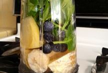 Nutri Bullet /Ninga Kitchen Recipes / by Elizabeth Yarborough