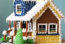 Whimsical Gingerbread Creations