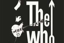 The Who OTTO Passes / Various Who Passes from OTTO Printing & Entertainment Graphics