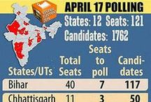 Lok Sabha Elections 2014 - Infographics / Check out the collection of Infographics related to the General Elections 2014.  / by Zee News