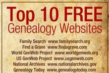 Genealogy / Tips to help you find your family's history