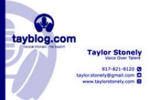 Taylor Stonely - Voice Over Talent / In today's competitive market, kids are often making the buying decisions. To reach out to them, you need a voice they can trust, and also a voice to persuade their parents to lend them the money. Finding the right talent to cast for such jobs must be a balancing act. I'd like to introduce myself as your high wire act for voice over. My intent is to deliver a top-quality recording within a reasonable timeframe at an affordable cost. Please listen to my work at http://taylorstonely.com!