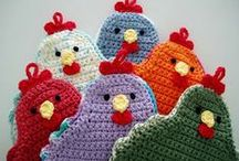 Knitting and Crochet / Fun projects with yarn to try at home or at one of our many knitting groups