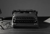 Typewriter Edition :: Celebration 8 / A pot of coffee, ream of paper and a good idea :: #PersolTypewriter.