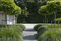 Tuinideeën / Op zoek naar inspiratie voor de tuin? Laat je inspireren door de sfeerimpressies!