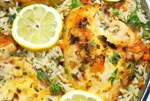 Chicken Recipes / Delicious recipes with chicken as the main ingredient!