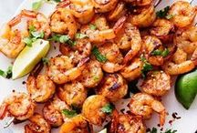 Seafood Recipes / Recipes which use seafood as a main ingredient