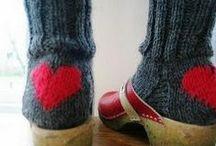 Socks make me happy!! / by Debbie Bruner